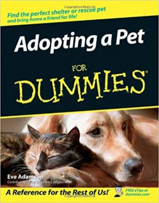 Adopting a Pet For Dummies®