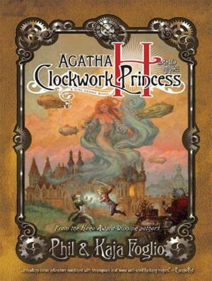 Agatha H. and the Clockwork Princess