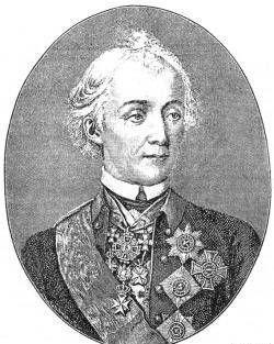 Александр Васильевич Суворов. Его жизнь и военная деятельность