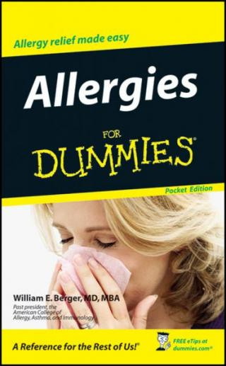 Allergies For Dummies® [Pocket Edition]
