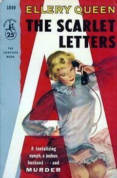 Алые буквы