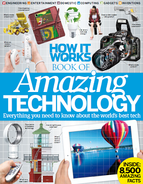 Amazing Technology. Vol. 1