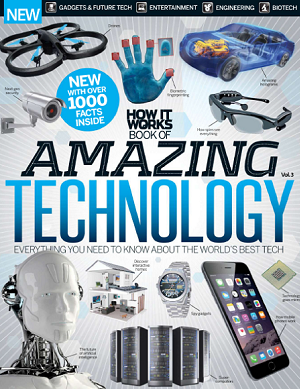 Amazing Technology. Vol. 3