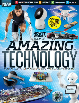 Amazing Technology. Vol. 4