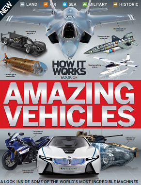 Amazing Vehicles