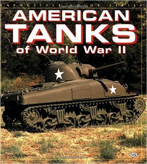 American Tanks of World War II