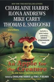 An Apple for the Creature [Anthology edited by C.Harris and T.L.P.Kelner]