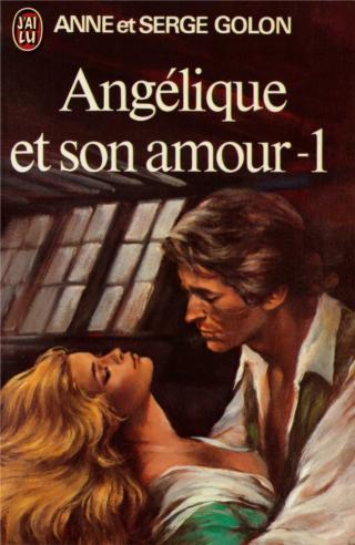 книга Angélique Et Son Amour Part 1 из жанра любовные