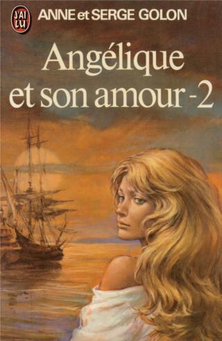 книга Angélique Et Son Amour Part 2 из жанра любовные