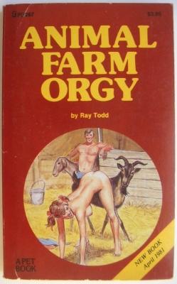 Animal farm orgy