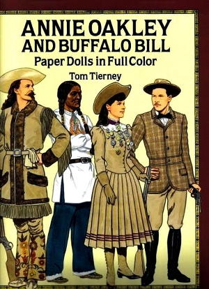Annie Oakley and Buffalo Bill