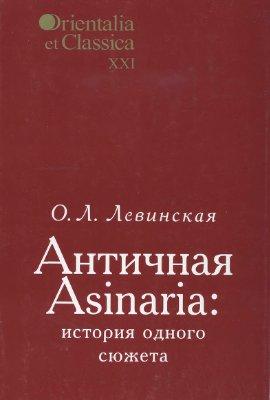 Античная Asinaria: история одного сюжета