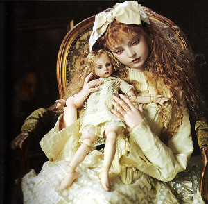 Аня и её куклы (сказка для взрослых и их кукол) (СИ)