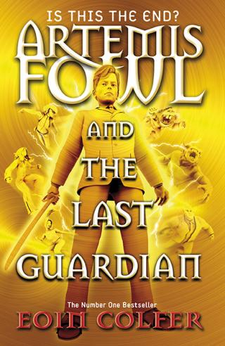 Artemis Fawl and The Last Guardian