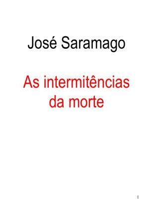 As Intermitências da Morte