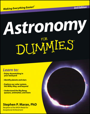 Astronomy For Dummies [3rd Edition]
