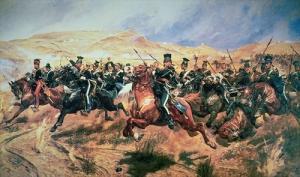 Атака лёгкой кавалерии