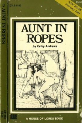 Aunt in ropes