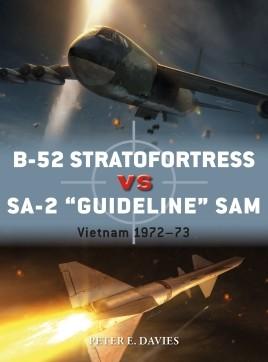 """B-52 Stratofortress vs SA-2 """"Guideline"""" SAM: Vietnam 1972-73"""