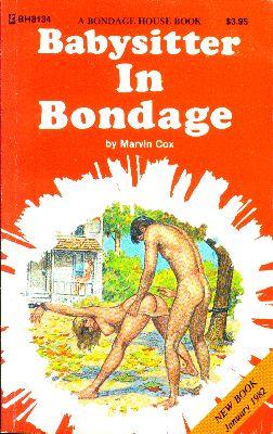 Babysitter in bondage