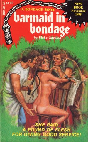 Barmaid in bondage
