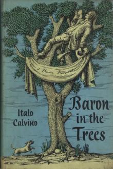 Барон на дереве