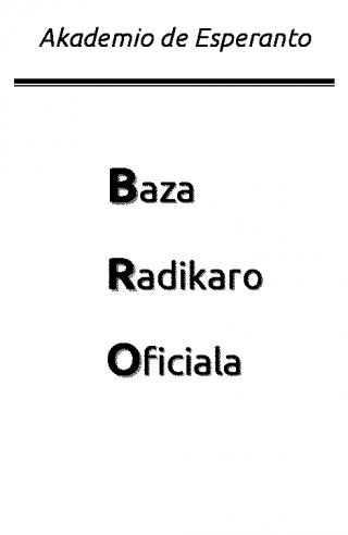 Baza Radikaro Oficiala