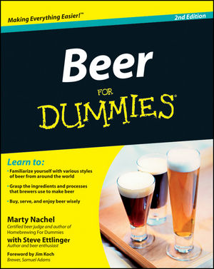 Beer For Dummies [2nd Edition]