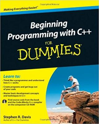 Beginning Programming with C++ For Dummies®