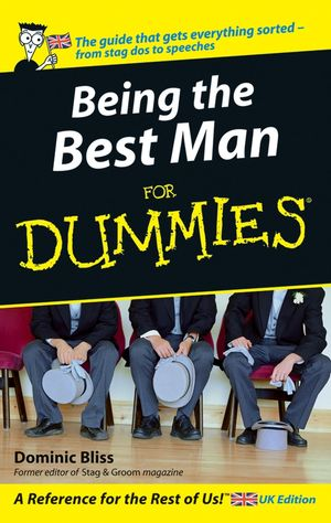 Being The Best Man For Dummies®