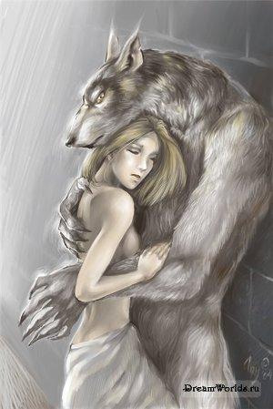 Белая охотница: Мечта (СИ)