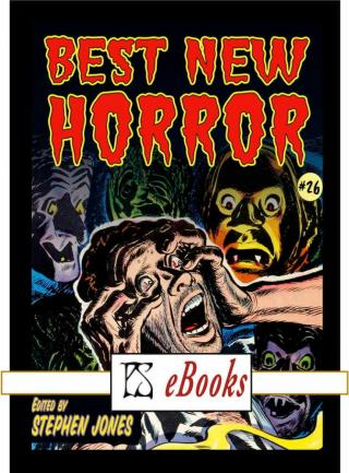 Best New Horror #26