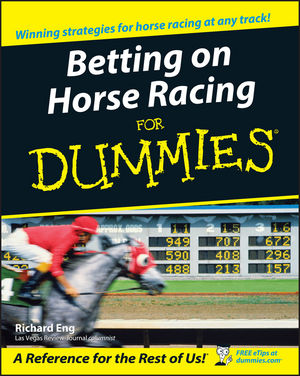 Betting on Horse Racing For Dummies®