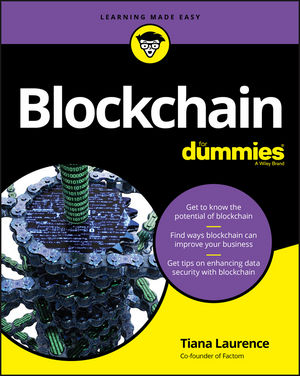 Blockchain For Dummies®