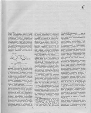 Большая Медицинская Энциклопедия. Том Сахароза — Сосудистый тонус