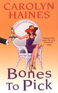 Bones To Pick: A Southern Belle Mysteries