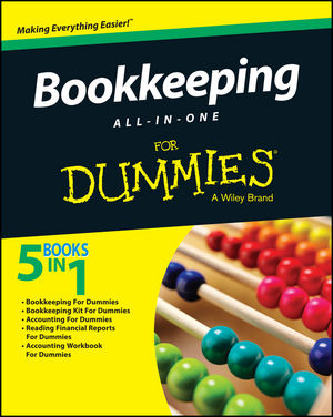 Bookkeeping All-In-One For Dummies®