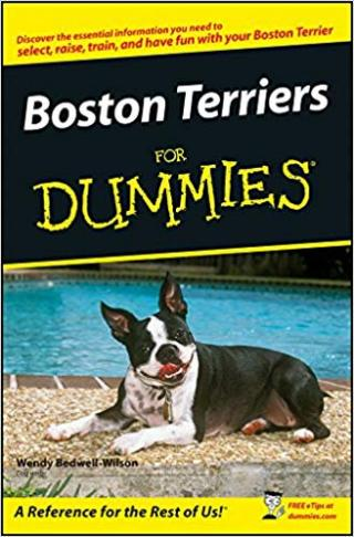 Boston Terriers For Dummies®