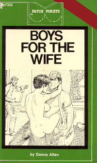 Boys for the wife