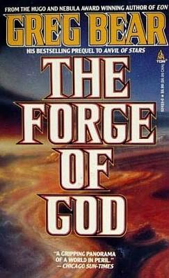 Божий молот [The Forge of God]
