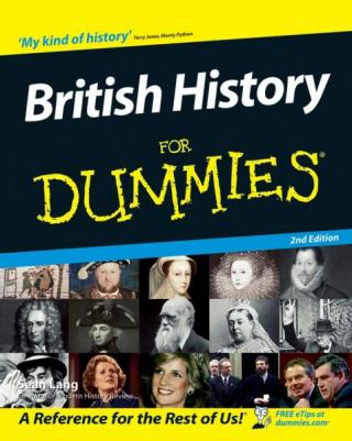 British History For Dummies® [2nd Edition]