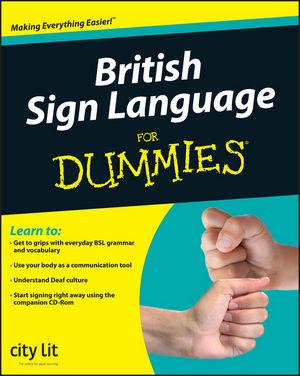 British Sign Language For Dummies®