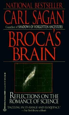 Broca's Brain: The Romance of Science