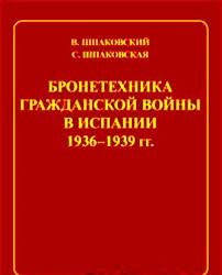 Бронетехника гражданской войны в Испании 1936–1939 гг