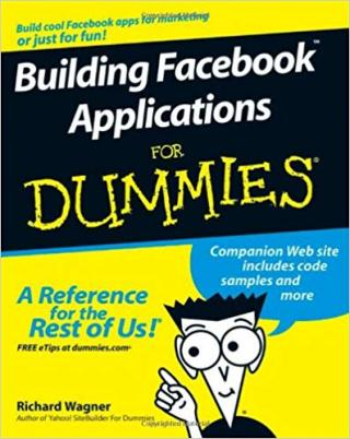 Building Facebook™ Applications For Dummies®