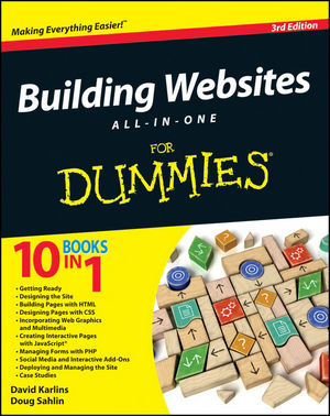 Building Websites All-in-One For Dummies® [3rd Edition]