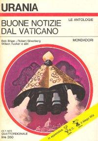 Buone notizie dal Vaticano [Good News from the Vatican - it]