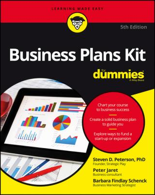 Business Plans Kit For Dummies® [5th Edition]