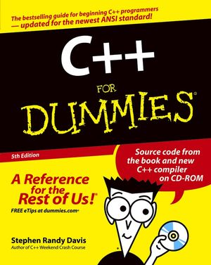 C++ For Dummies® [5th Edition]