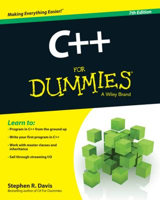 C++ For Dummies® [7th Edition]